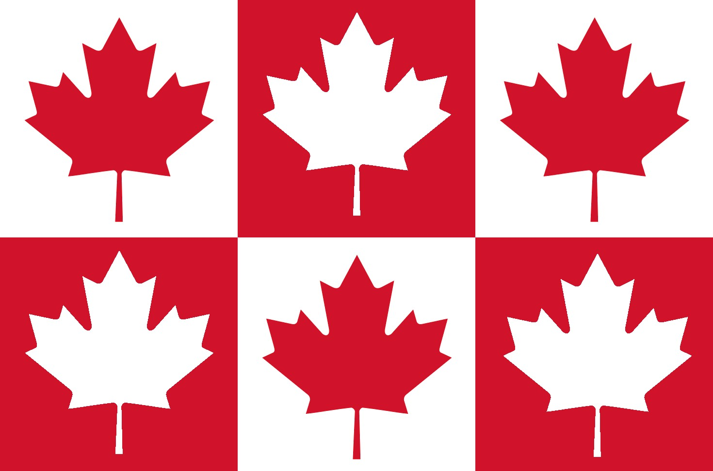 Canada Flag Colouring Page at GetDrawings.com | Free for personal ...