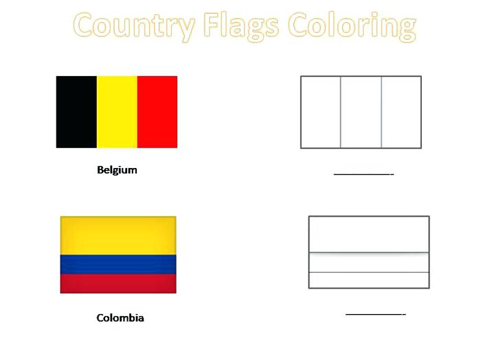 700x525 Belgium Flag Coloring Page Belgium Flag Colouring Page Whitening