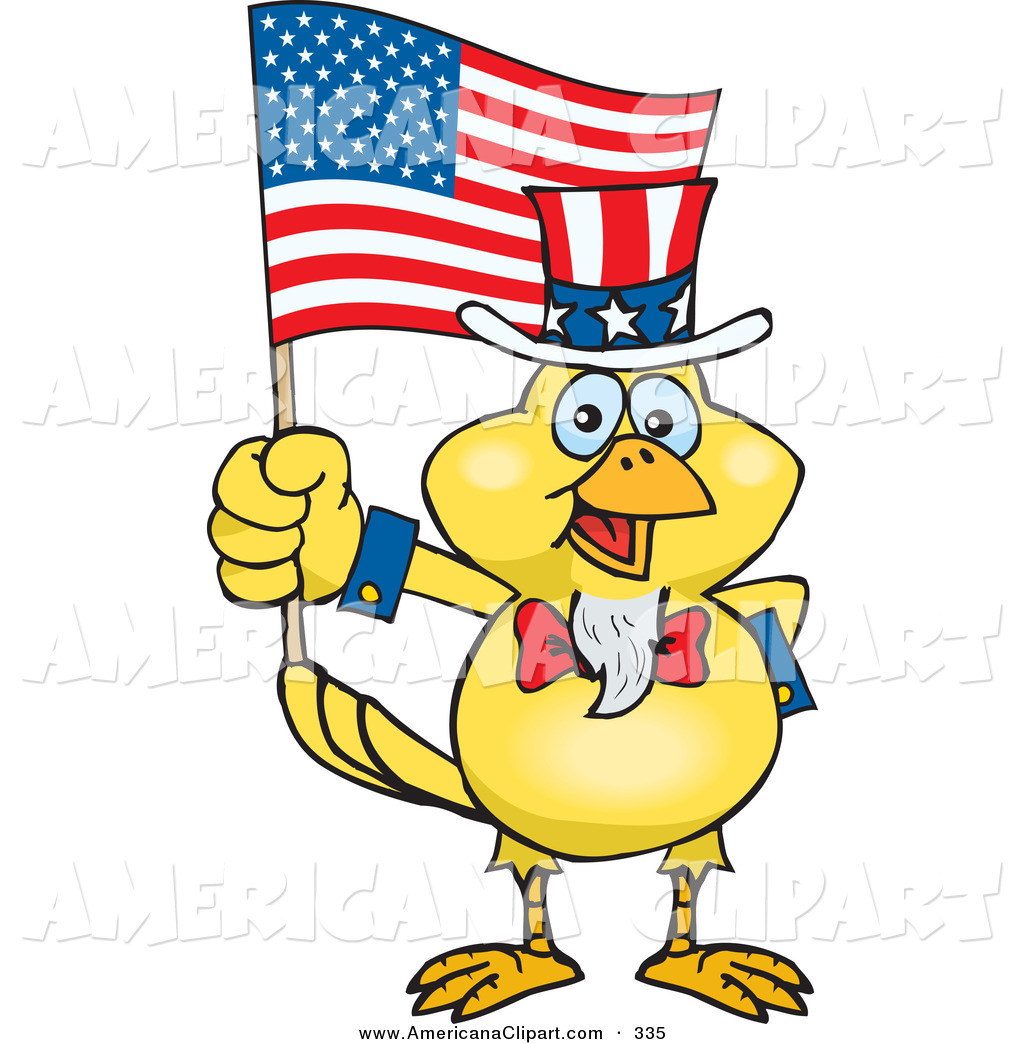 1024x1044 Americana Vector Cartoon Clip Art Of A Patriotic Uncle Sam Canary