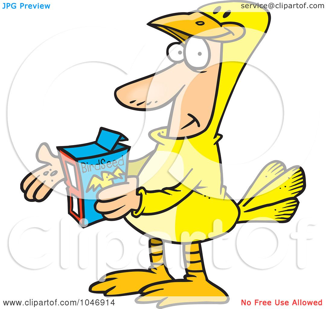 1080x1024 Royalty Free (Rf) Cliprt Illustration Of Cartoon Man In