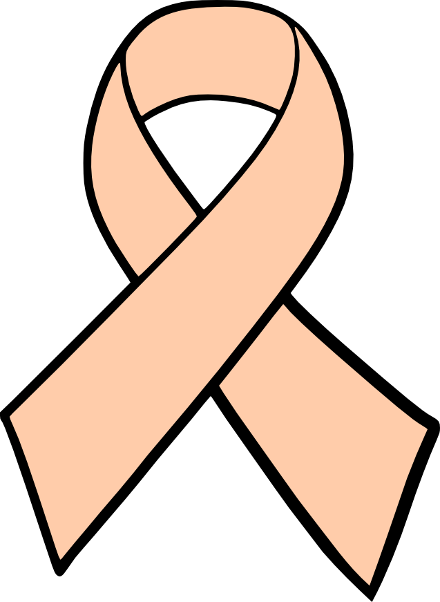 637x871 Collection Of Lung Cancer Awareness Ribbon Clipart High