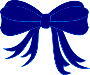 300x252 Blue Ribbon Banner Clipart