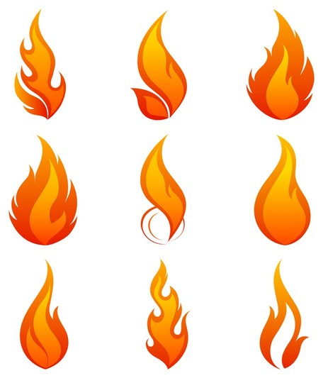 456x533 Flame Clipart