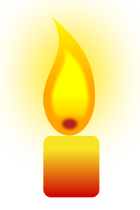 200x300 Free Candle Clipart Png, Candle Icons