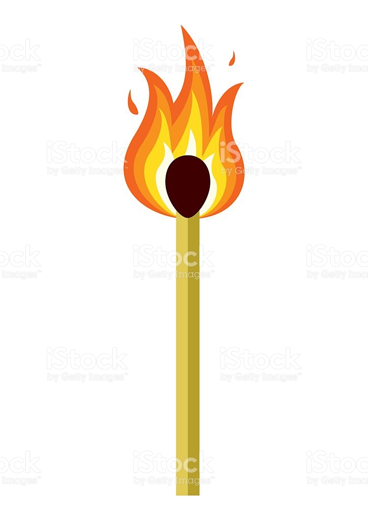 724x1024 Melting Candle Clipart Flame Clip Art