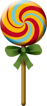 191x432 Candy Clipart Sweets Lollipop Clip Art Candies By Craftbycarmen