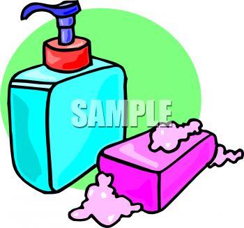 350x327 Liquid And Bar Soap