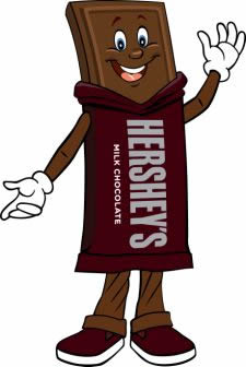 225x336 Collection Of Hershey Chocolate Clipart High Quality, Free