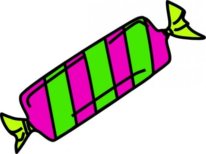 425x318 Clip Art Of Real Candy Clipart