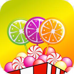 260x260 Lollipop Candy Confectionery Clip Art
