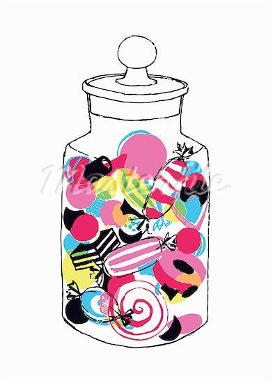 392x550 Candy Jar Clipart Jar Clipart Sweet Jar 9