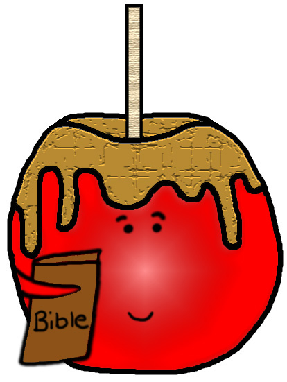 414x551 Candy Apple Clip Art History Clipart