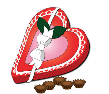 350x302 Free Clip Art Picture Of A Valentine Heart With An Arrow Through It