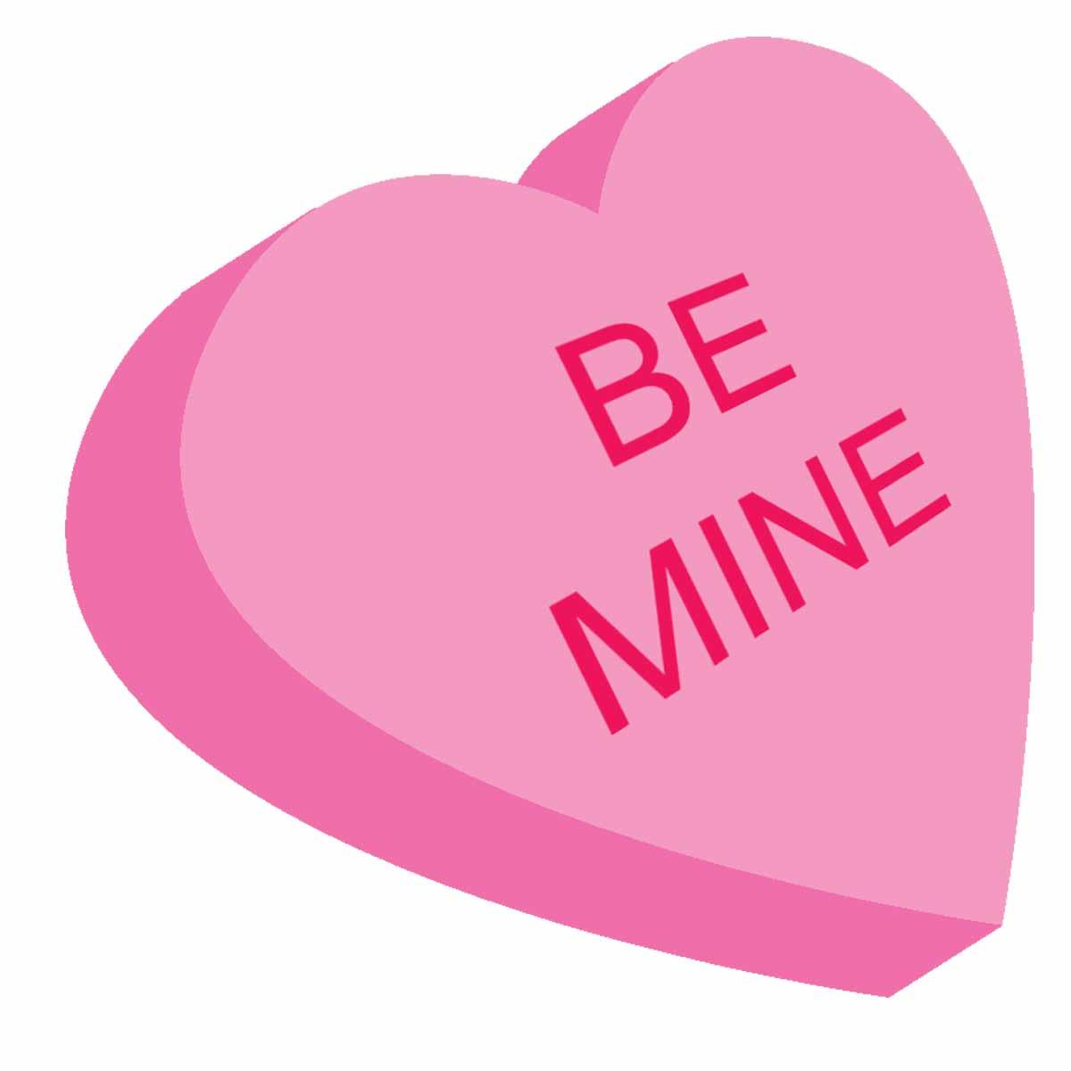 1200x1200 Romantic Valentine Candy Hearts Clipart Funny Pictures Shake