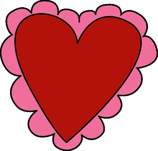 550x527 Valentine's Day Clip Art