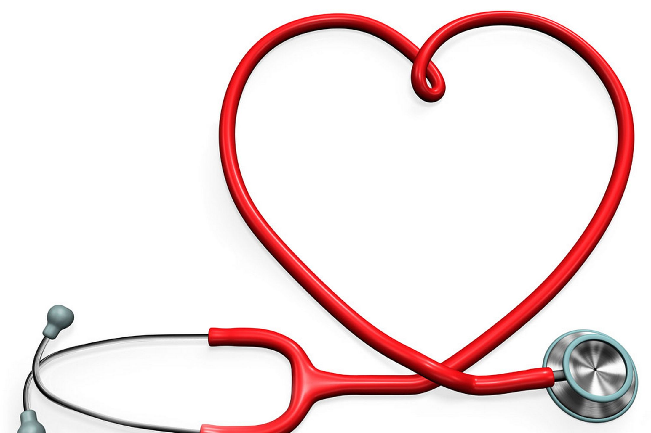 2197x1463 Stethoscope Clipart Free Clipartlook