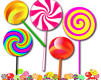 340x270 Free Candyland Clipart Group