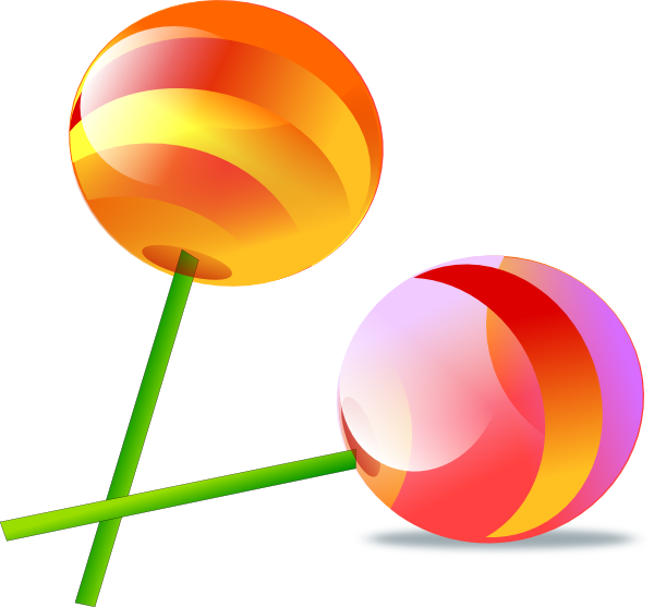 600x557 Image Of Candyland Clipart