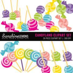 236x236 Lollipop Clip Art Lollipop Clipart Candyland Clipart