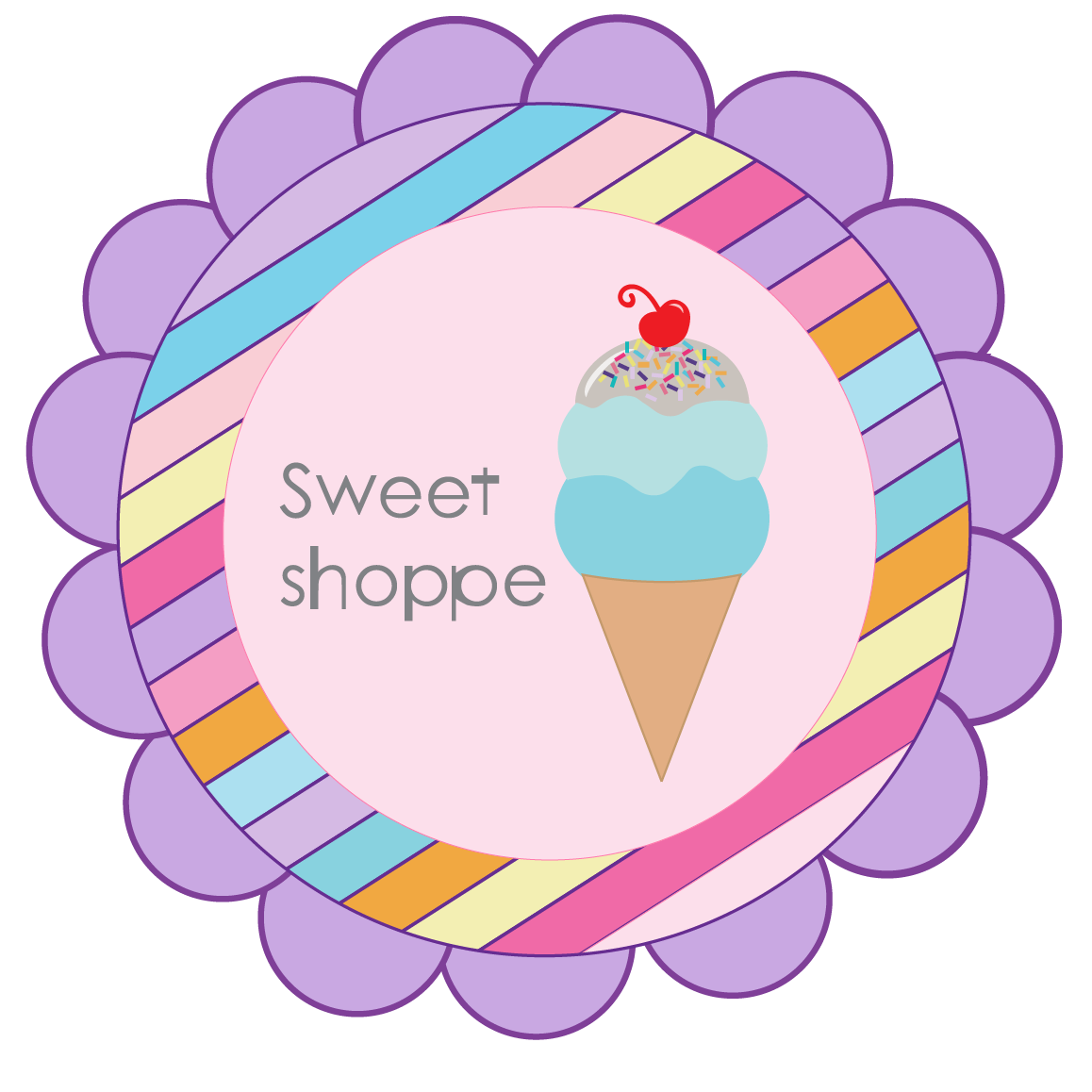 1158x1158 Candy Land Clip Art Clipart Best Candyland Candy