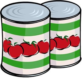 325x325 Canned Vegetables Clipart Clipart Panda