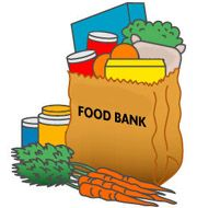 180x190 Church Food Pantry Clip Art