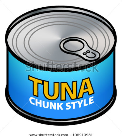 414x470 Tuna Clipart Tuna Can