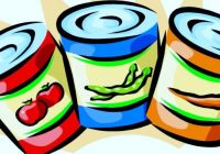 200x140 Canned Food Clipart Good Canned Food Clipart Free Clip Art