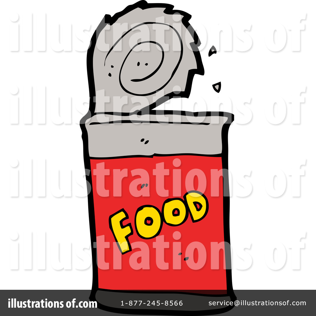 1024x1024 Canned Food Clipart