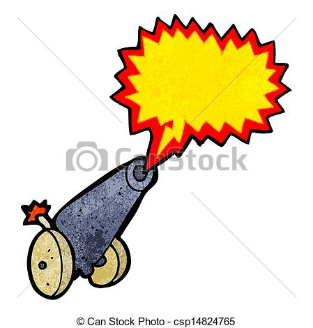 449x470 Cartoon Cannon Firing Clip Art Vector