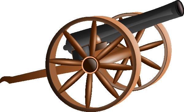 600x367 Cannon Clipart