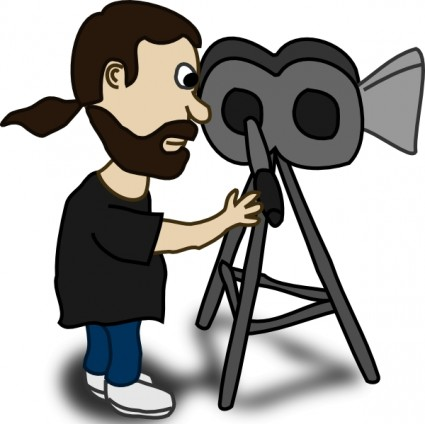 425x424 Movie Camera Clipart Free Download Clip Art On 3