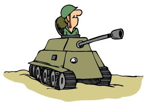 490x339 War Clipart