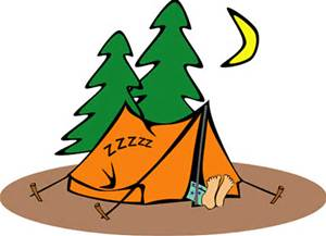 300x217 Camp Meeting Clipart