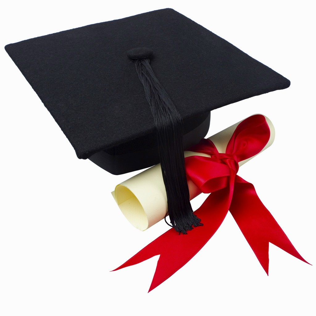 1024x1024 Enchanting Clipart Cap And Gown Image