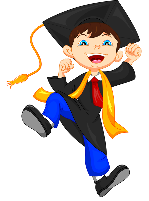 593x800 Graduation Ceremony Pre School Clip Art