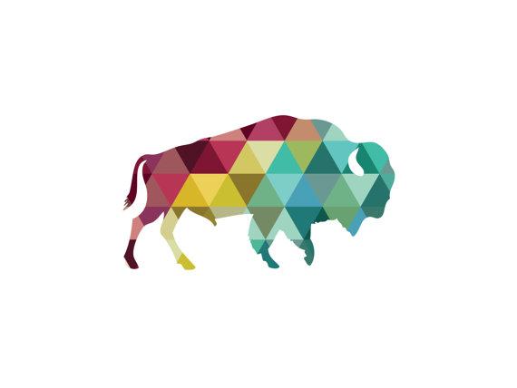 570x428 Buffalo Png Clipart Clipart Animals Buffalo, Art