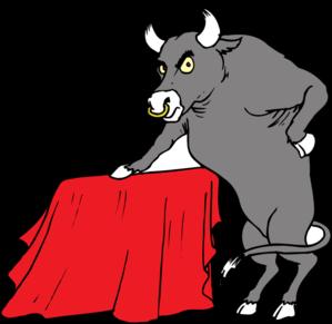 299x291 Red Bull Clipart Spanish Bull