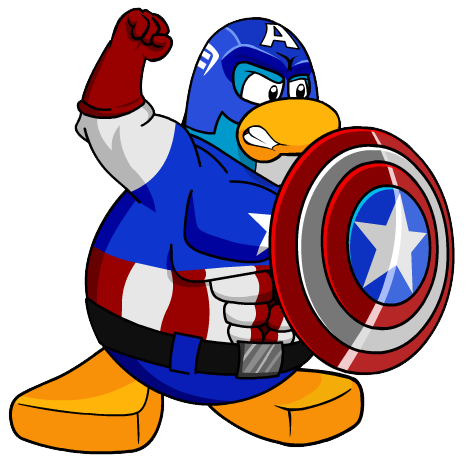 466x463 Club Penguin Clip Art