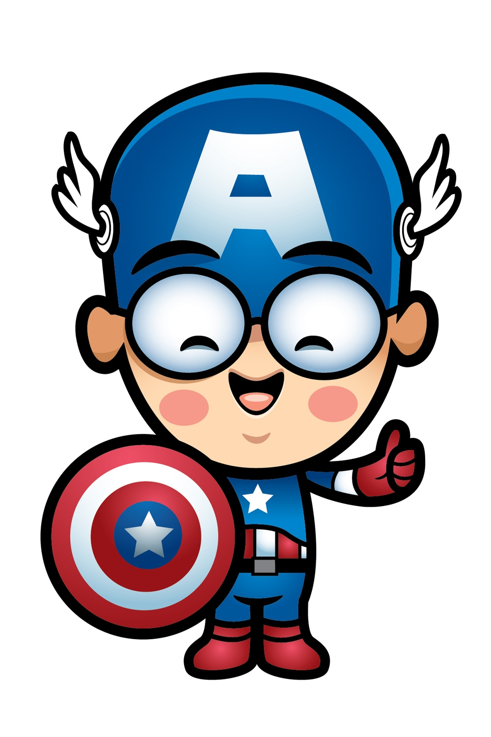 1000x1500 Best Of Captain America Clipart Design
