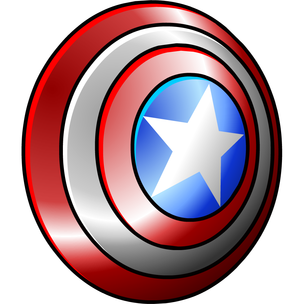 981x981 Captain America Shield Club Penguin Wiki Fandom Powered By Wikia