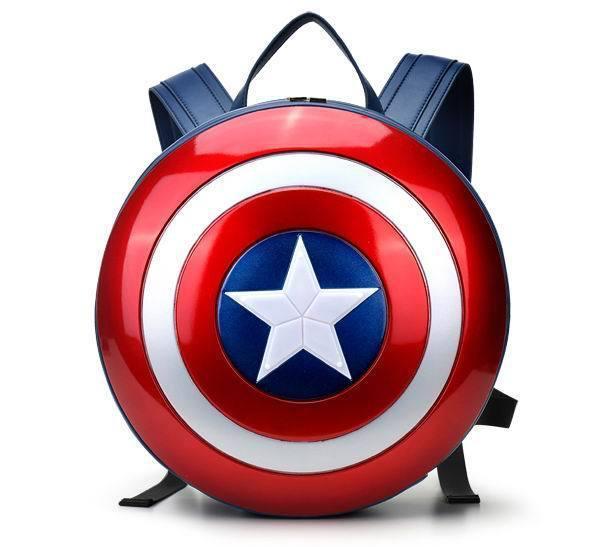 c18528873d62 606x547 Captain America Shield Backpack Rocket Superstore