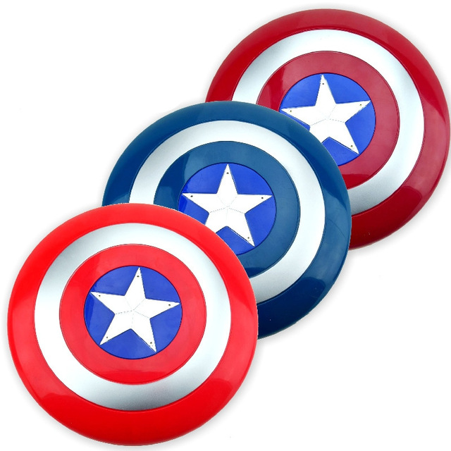 640x640 Funny ] Child Costume Party 32cm The Avengers Captain America