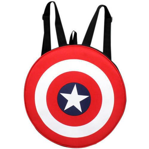 500x500 Auxter Avengers Captain America Shield Backpack
