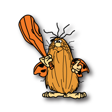 360x360 Captain Caveman By Domejohnny