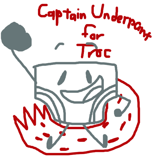 527x535 Captain Underpants For Troc By Animationzoom