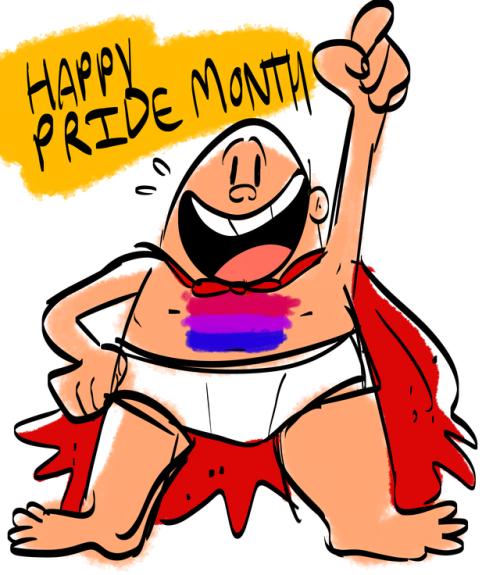 500x575 Captain Underpants Fan Art Tumblr