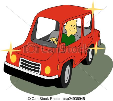 450x402 Man Driving Car Clipart Clip Art Library