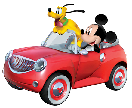 439x360 Mickey Mouse Car Clipart Amp Mickey Mouse Car Clip Art Images