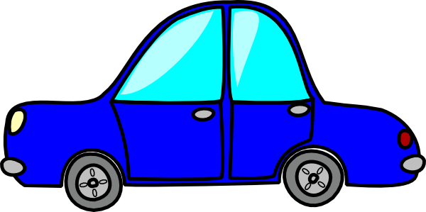 600x299 Pictures Cartoon Car Clipart,